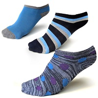 18 Pairs of Womens No-Show Socks Deals