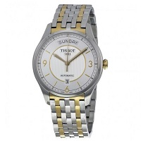 Deals on TISSOT T038.430.22.037.00 T-Classic T-One Automatic Men's Watch