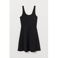 Deals on H&M Sleeveless Jersey Dress