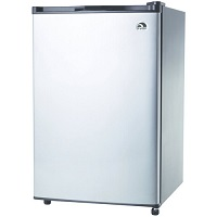 Deals on RCA FR465I 4.5 CU Ft Compact Fridge Stainless Steel