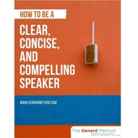 Deals on How to Be a Clear, Concise, and Compelling Speaker EBook