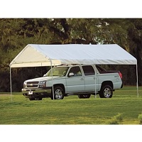 Deals on ShelterLogic MaxAP Outdoor Canopy Tent 20ft. x 10ft