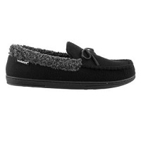Deals on ISOTONER Gabriel Fleece-Lined Moccasins