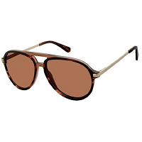 Deals on Sperry Oak Island Polarized Browline Aviator