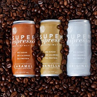 Deals on 12 Cans of Organic Espresso Coffee