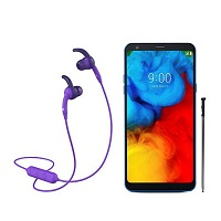 Deals on Sprint LG Stylo 4+ 6.2-inch 32GB SmartPhone w/iFrogz Earbuds