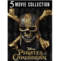 Deals on Pirates of the Caribbean 1-5 Film Collection 4K UHD Digital