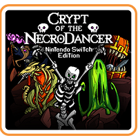 Deals on Crypt of the NecroDancer Nintendo Switch Digital