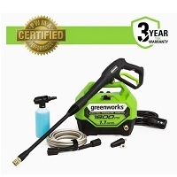 Greenworks 1800-PSI 1.1-GPM Cold Water Electric Pressure Washer Deals