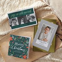 Deals on Vistaprint: Up to 50% Off Holiday Cards