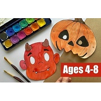Deals on HP: Printable Halloween Coloring Pages and Crafts