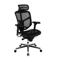 WorkPro Quantum 9000 Ergonomic Mesh High-Back Executive Chair Deals