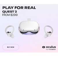 Deals on Oculus Quest 2 Advanced All-In-One VR Headset 64GB