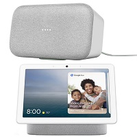 Deals on Google Home Max Chalk w/Google Nest Hub Max