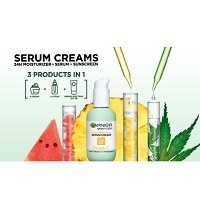 Deals on Garnier Green Labs Brightening Serum Cream Sample