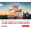 Deals on Hotwire: 4-Star Hotels Stay from $98