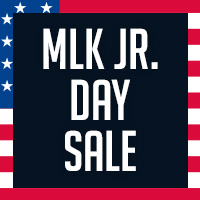 Martin Luther King Jr Day Deals & Promotions from Various Merchants