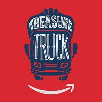 Deals on Amazon: Extra $10 Off Amazon Treasure Truck Purchase