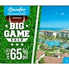 Beaches Resorts Big Game Sale: Up to 65% Off All-Inclusive Beaches Resort Deals