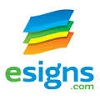 Deals on eSigns Coupon: Extra 15% Off Sitewide for New Customer