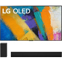 Deals on LG OLED65GXPUA 65-inch 4K UHD Smart OLED TV + Soundbar