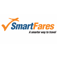 Smart Fares Coupon: Up to 70% Off Airfares + Extra $25 Off Coupon Deals