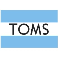 Deals on TOMS Coupon: Extra $30 Off $124+ Order