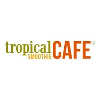 Tropical Smoothie Cafe: 24oz Tropic Time Smoothie